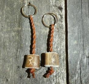 Nyckelring renhorn