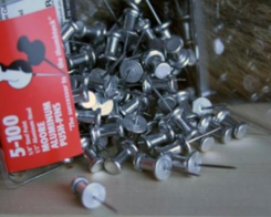 Aluminum pins