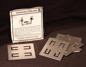 Bakers coni-pans 12-pack