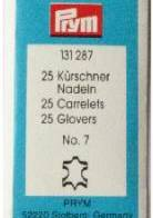 Skinnnål (skärnål) no7