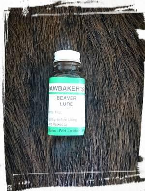 Hawbakers Bäver lure