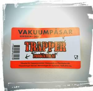 Vakuum påsar 25*35 trapper
