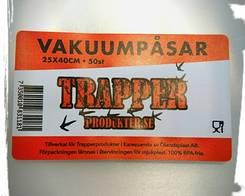 Vakuum påsar 25*40 trapper