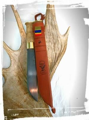 """Kniv Old Fashion 8"""" (Strömeng)"""