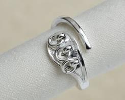 Jokkmokks ringen Silver