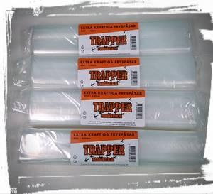 4 Förpackningar 3 liters fryspåsar