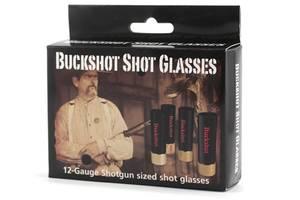 Buckshot snapsglas